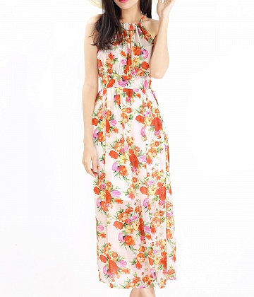 Đầm maxi Flower Girl - A1