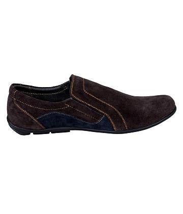 Giày mọi nam da lộn GIA VI S129 - A2