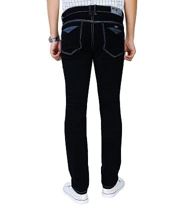 Quần jean nam chỉ nổi thời trang - A2
