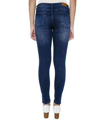 Quần skinny jean nữ AAA JEANS MR26 - A2