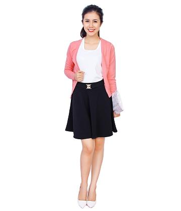 Áo khoác cardigan nữ Việt Thy - A3