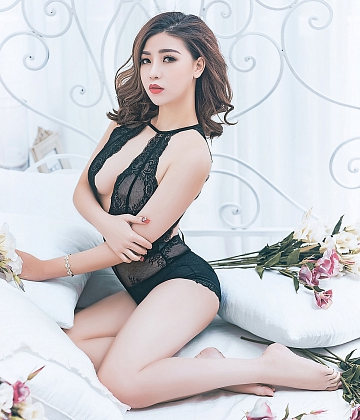Jumpsuit ngủ Rexy SEXY FOREVER - A4