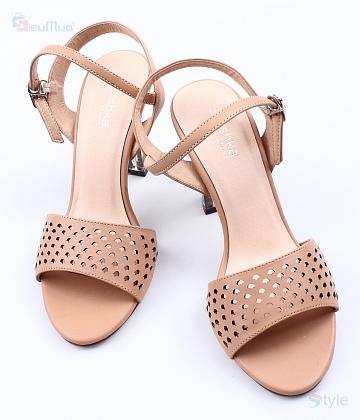Sandal nữ cao gót sành điệu - A3
