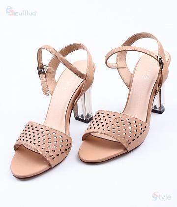 Sandal nữ cao gót sành điệu - A4