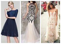 Lựa chọn trang phục dự tiệc trong mùa hè này – Các nàng đã biết chưa?