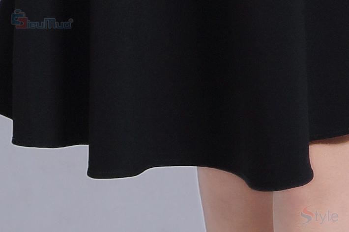 Chân váy xòe tròn D&N - 5
