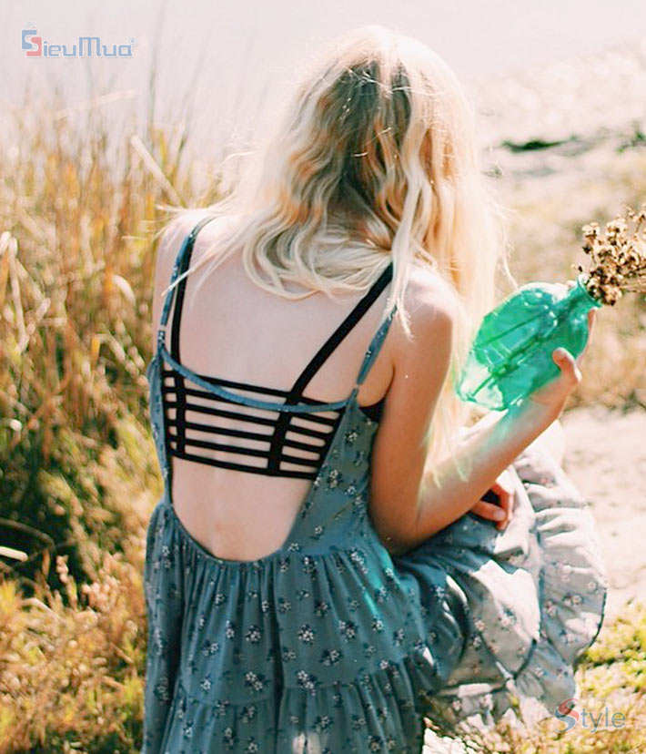 Áo ngực nữ lưng dây thời trang - 5