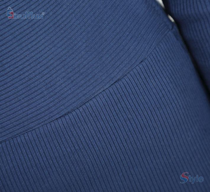 Đầm body công sở thu đông - 3