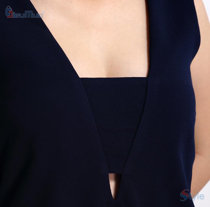 Đầm nữ cut out Kmode - 4