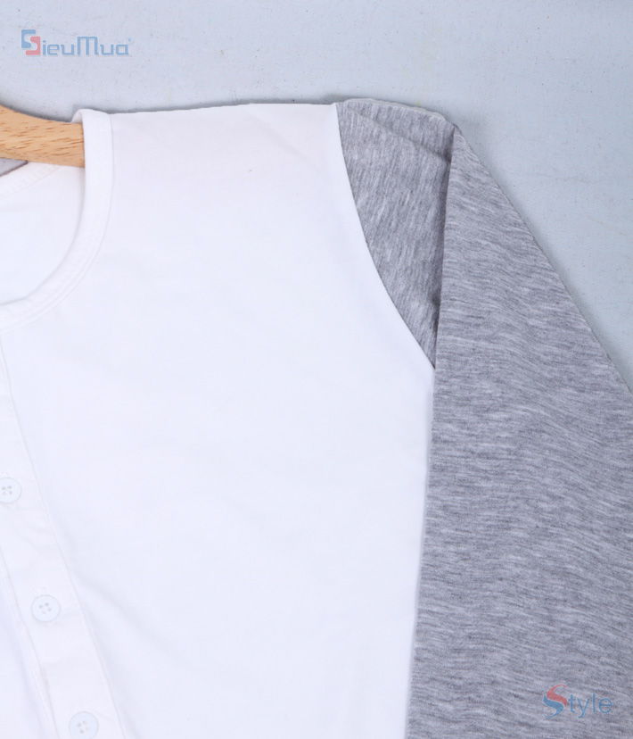 Áo thun nam tay dài Style - 6