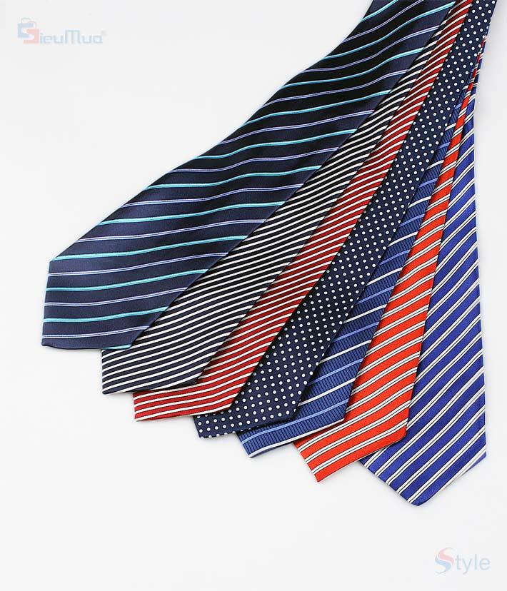 Cách phối cà vạt với áo sơ mi hoàn hảo